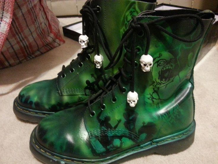 Zombie 2 Doc Martens