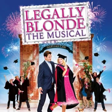 Legally Blonde Tickets - Box Office Ticket Sales