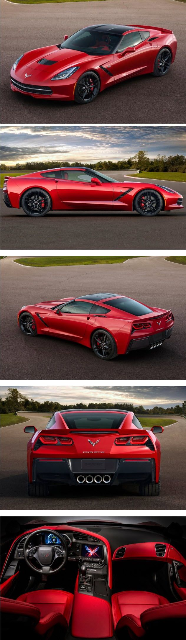 Complete car crush on this vehicle. 2014 CHEVROLET CORVETTE STINGRAY #ParamusChevrolet #Corvette