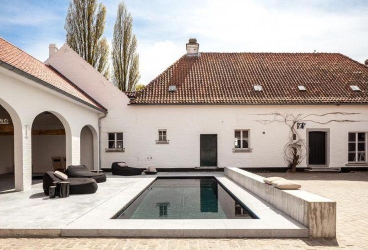 Villa R Heikruis, 't Huis van Oordeghem