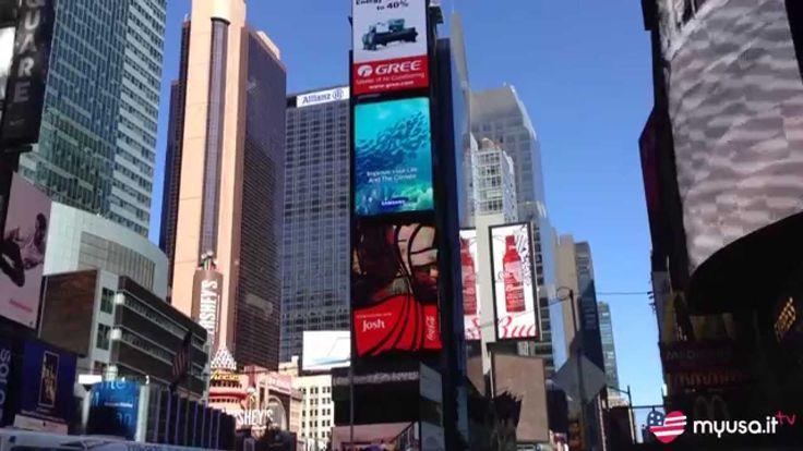 Times Square New York: guida alla visita, itinerari, informazioni