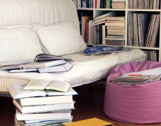 Scopri come proteggere in maniera naturale i tuoi libri dalla polvere, dalla muffa e dagli insetti!