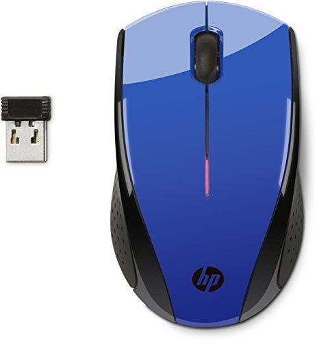 From 12.30 Hp 2.4ghz Wireless Usb Mouse X3000 (cobalt Blue)