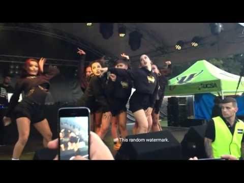 Request Dance Crew 2015 @ Ciara