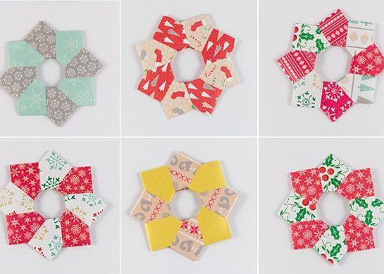 Weihnachtssterne in 10 Minuten | DIY LOVE