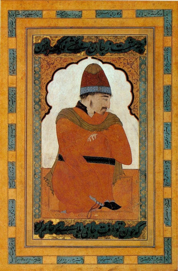 Shaykhzada portrait sufiya Bukjara