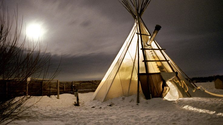 Teepee Camping in Idaho | 20 Places To Go Camping Before You Die