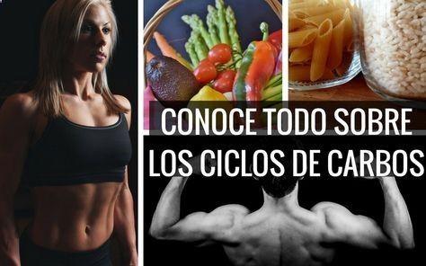 Ciclo De Carbohidratos Para Aumentar Masa Muscular y bajar el porcentaje de grasa corporal -FullMusculo.com #fitness #diet #dieta #salud #saludable #adelgazar #BajarDePeso