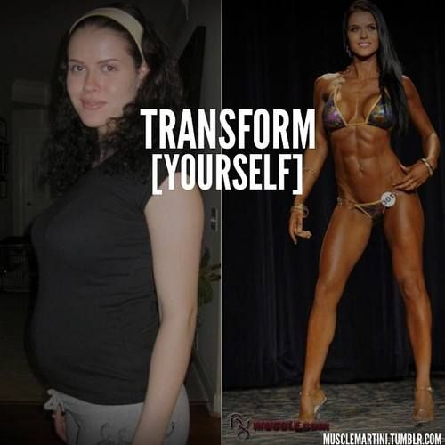 before / after ! DAMN  Siliana Gaspard NPC Bikini Competitor