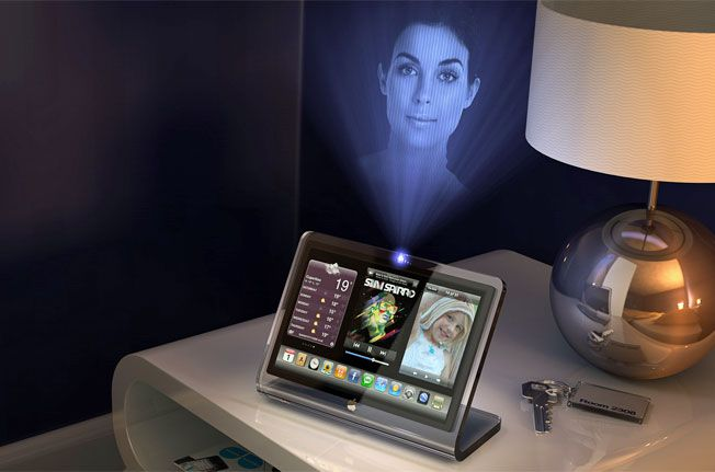 holographic tv | Holographic Display Technology and Future 3D Hologram TV and Phones