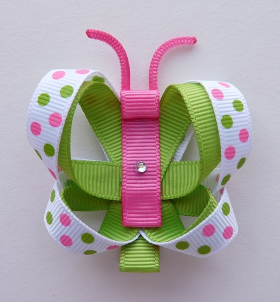 butterfly clip inspiration