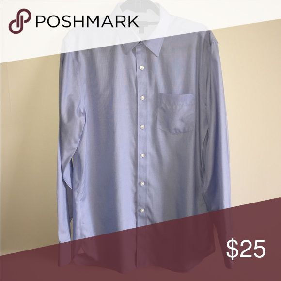 LIKE NEW {J. Crew} Ludlow Shirt. Size M. J. Crew Ludlow button down shirt. Collar stays. Color Fairweather Blue. Split back yoke. Non-iron. Slim fit. 100% cotton. LIKE NEW. J. Crew Shirts Dress Shirts