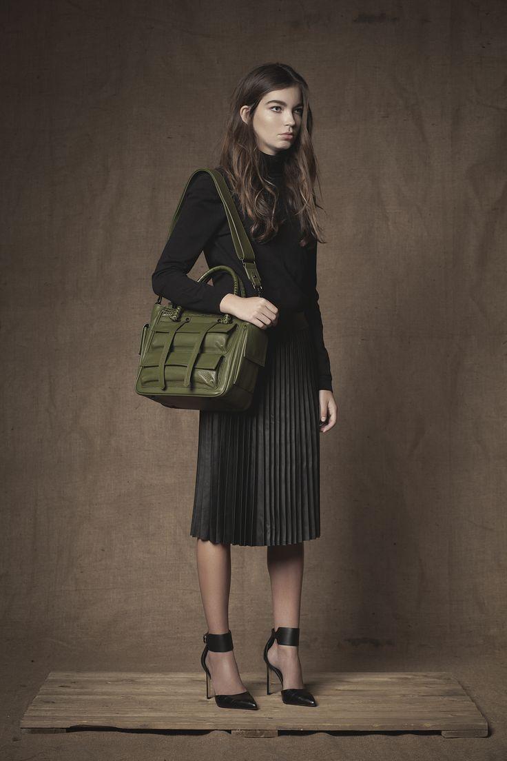 Eviot Tote #Tote #Handbag #Leather #FW15
