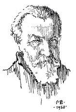 Pozitivní noviny › Dobromila Lébrová: František Bílek – sochař, grafik, architekt a mystik – 70. výročí úmrtí