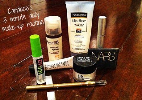 Candace Cameron Bure's makeup she uses