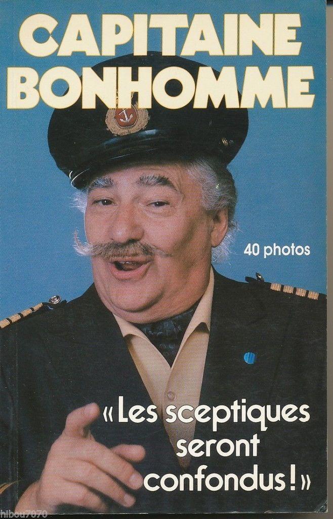Capitaine Bonhomme Michel Noël 1982   eBay