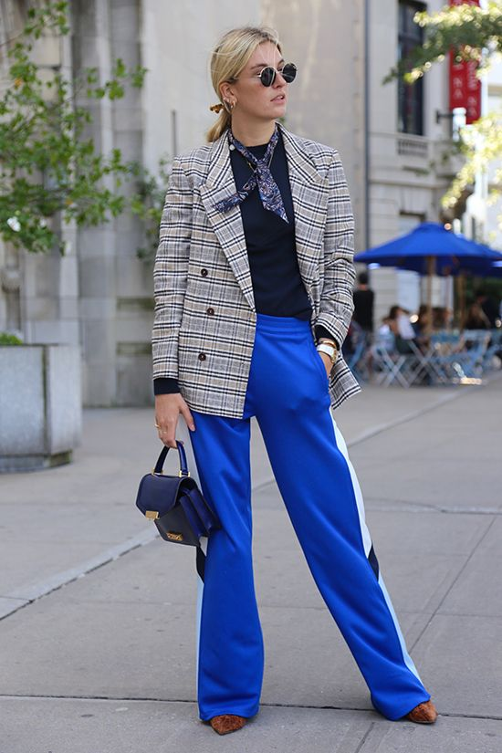 Updating your off-duty look is as simple as slipping into a few cozy activewear items. The key to looking pulled together rather than ready to do pull-ups? Mix athletic gear with more structured elements. The contrast creates a sporty luxe look perfect for your casual weekend plans.
