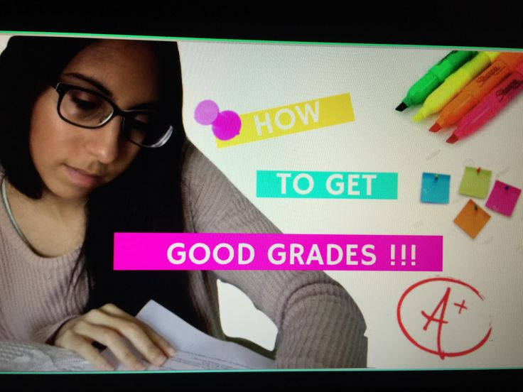 Hey guys!  check out my YouTube channel and my last video: HOW TO GET GOOD GRADES!  https://youtu.be/idebCkJwVWU