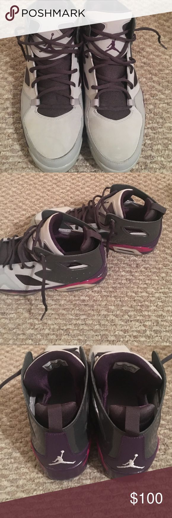 Air Jordan flight club 91's Condition 10/10  only wore once !! Jordan Shoes Athletic Shoes