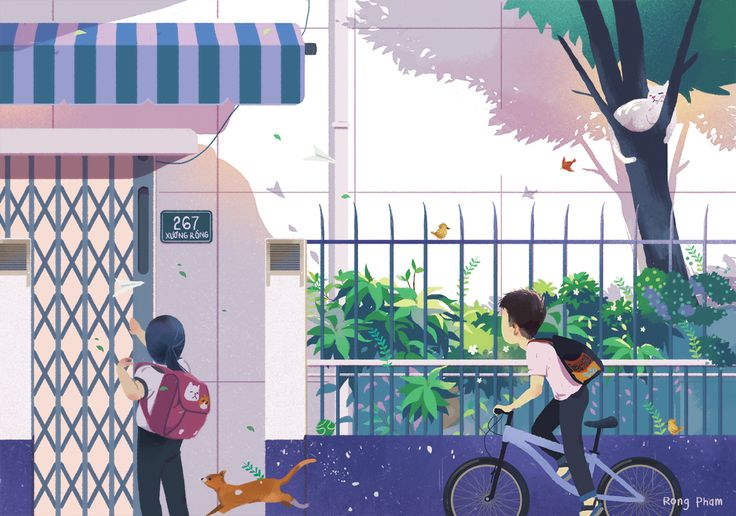 """Check out this @Behance project: """"A Stranger Passing By My Door"""" https://www.behance.net/gallery/46184287/A-Stranger-Passing-By-My-Door"""