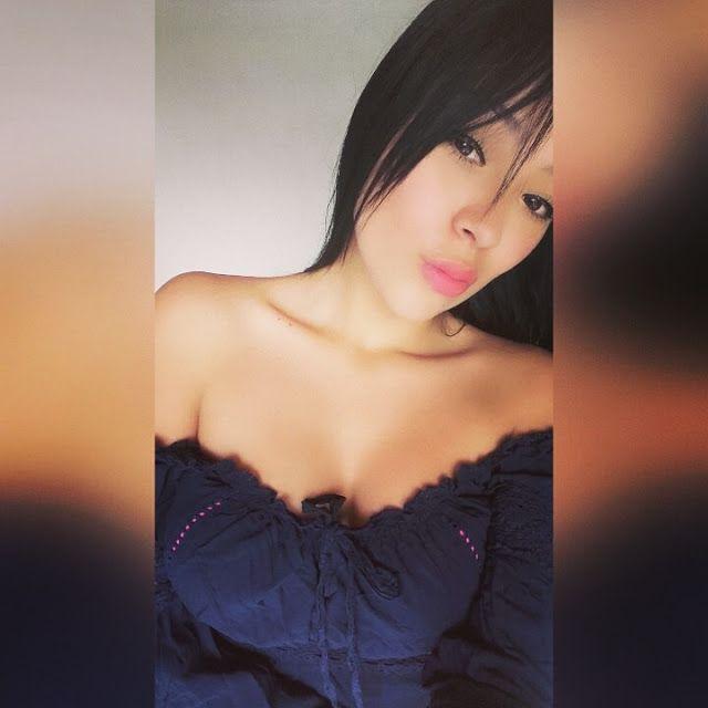 Estefania Alvarez, pura dulzura en sus bellos ojos | Mujeres Bellas Colombia