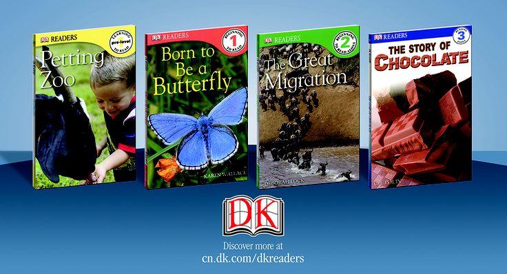Enter to #win 4 Kids books from @DK Canada #Back2school via @Ottawa Mommy Club http://ottawamommyclub.ca/