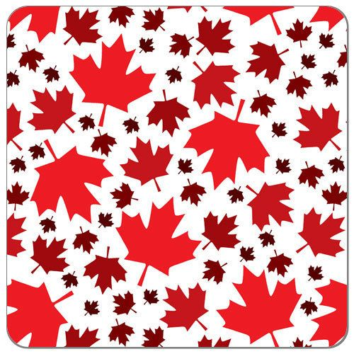 O Canada Print PUL Fabric  Diaper Sewing Supplies