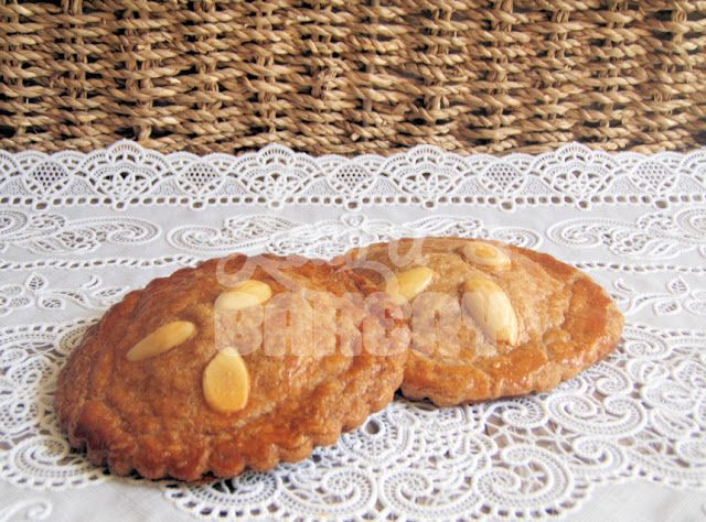 Gevulde koeken - Laura's Bakery