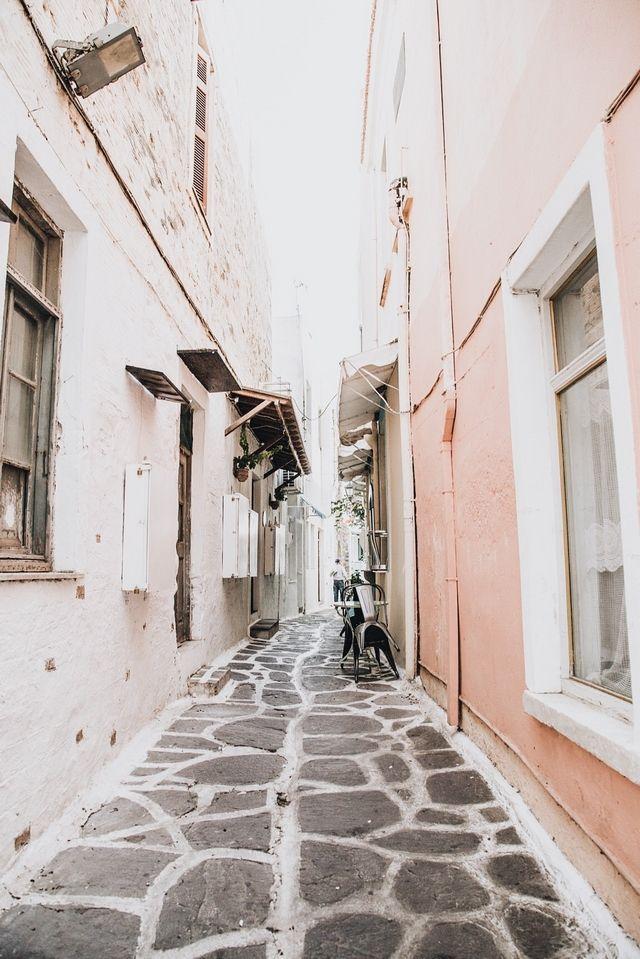 Ready pour la suite de mon périple en Grèce ? Si vous avez louper mon premier article sur mon arrivée dans les Cyclades, c'est par ici ...
