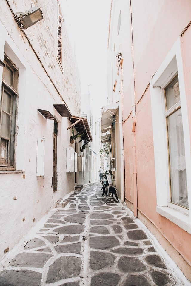 Pastel streets //