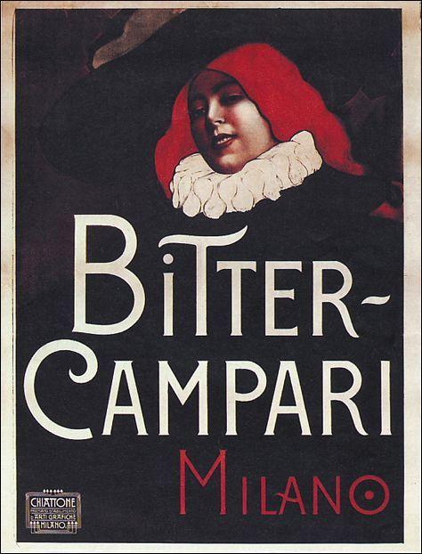 Bitter Campari, Milano