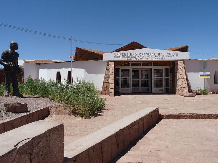 Museo arqueologico padre le paige   San pedro de atacama   Tripomizer Trip Planner