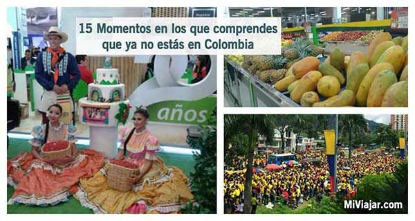 Aunque el sueño de muchos es irse de Colombia e iniciar una nueva vida, volver, así sea por una temporada, se convierte en el más grande anhelo
