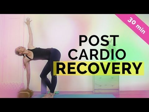 Post Cardio Recovery: Yoga For Runners | Cool Down Yoga Sequence (30-min) All Levels - YouTube