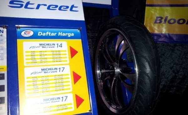 Michelin Luncurkan Ban Pilot Street Untuk Skutik - Vivaoto.com - Majalah Otomotif Online