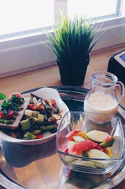Fitness breakfast