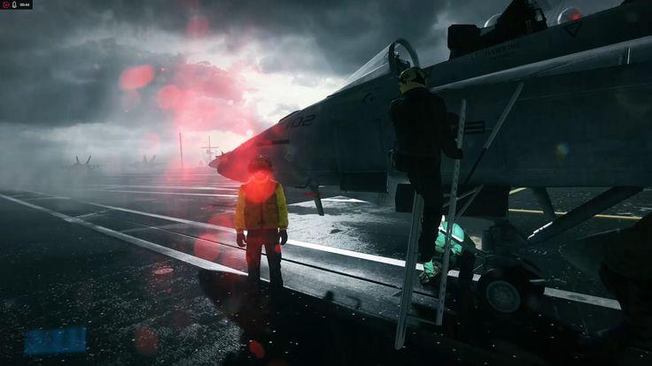 Hava Bombardımanı İt Dalaşı - Battlefield 3