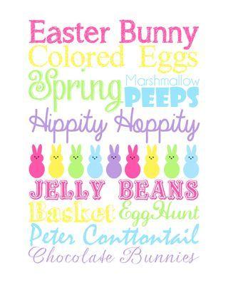 Cute Easter Subway #yearofcelebrations