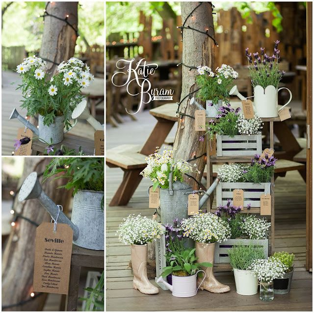 woodland themed wedding, wedding ladder, floral display, lavenders blue morpeth, morpeth florist,  rustic wedding, table plan, herbs wedding, wedding ideas, alnwick treehouse wedding, alnwick treehouse, katie byram photography, alnwick gardens wedding, northumberland wedding venue, relaxed wedding photography, quirky wedding photographer