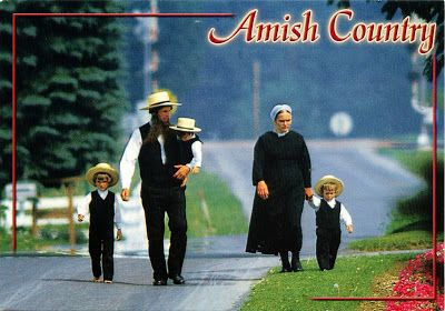 UNITED STATES (Pennsylvania) - Life in Amish Country (1)