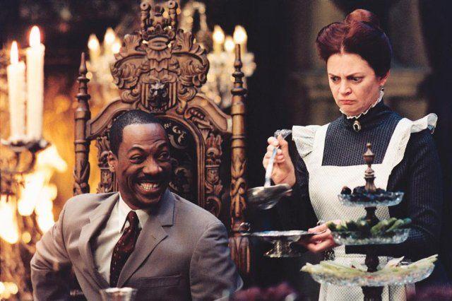 *JIM EVERS (Eddie Murphy) & EMMA (Diana Walters) ~ The Haunted Mansion (2003)