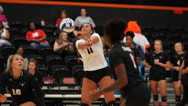Tell It Like It Is Talk Show Auburn Montgomery Volleyball Drops 3 1 Decision To Auburn Volleyball Huntsville Alabama