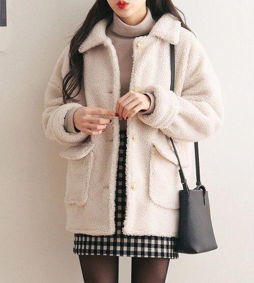 Korean fashion. Style skirt outfits like you would be