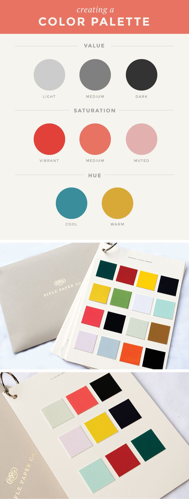 Tips on creating a dynamic color palette | Spruce Rd.