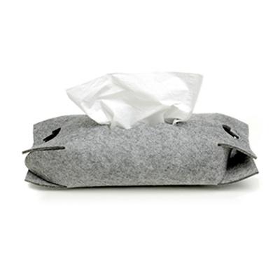 Morris, DIY felt tissue box by Mad Rabbit Kicking Tiger. www.mrktstore.com #mrkt