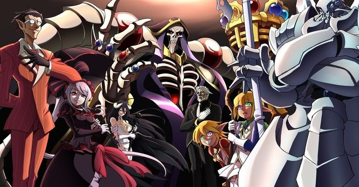 Image result for Overlord 2 pinterest