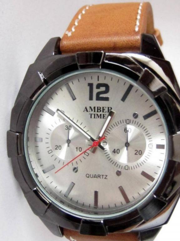 Zegarek Amber Time Męski Wyprzedaż TylkoTo Tu
