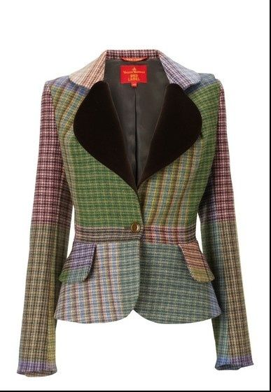 if ever I wanted to make a 6th doctor costume
