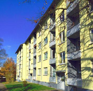 Grand City Property - Neue Farbe für Wohnhäuser in Kaiserslautern - Immobilien - Wohnung mieten Deutschland - Wohnungen deutschlandweit