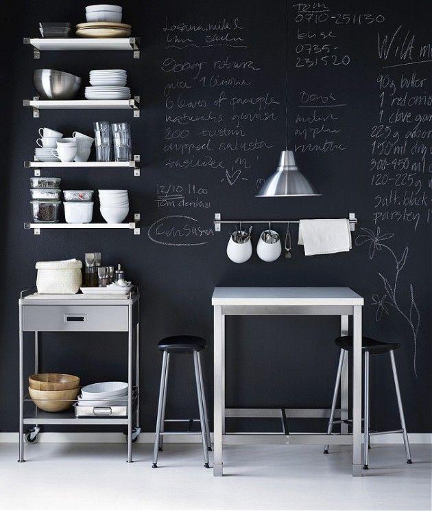 25 Amazing Chalkboard Wall Paint Ideas Pinterest Paints Walls And